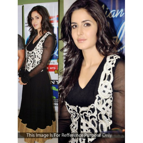 KATRINA BLACK COLOUR KOTI