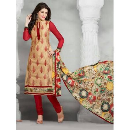 Multicolor Designer Suit