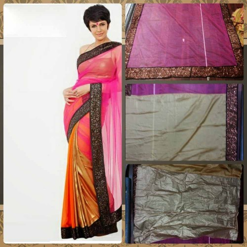 Multi Designer Saree